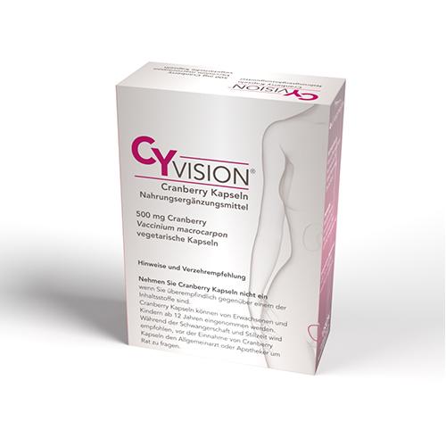 Cyvision - Nahrungsergänzungsmittel